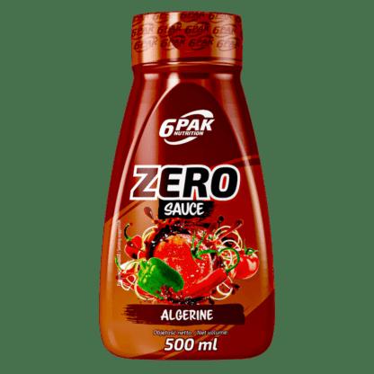 6PAK Sauce Zero Algerine - 500ml