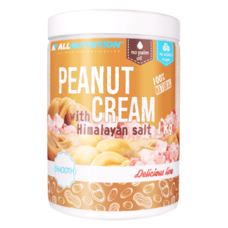 AllNutrition Peanut Cream Himal Salt - 1000g
