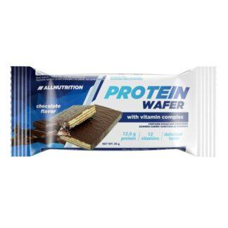 AllNutrition Protein Wafer Bar Czekolada - 35g