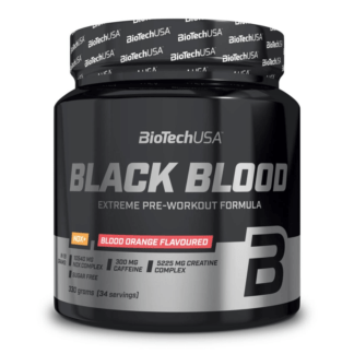 BioTech Black Blood NOX+ - 330g