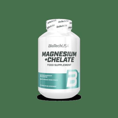 BioTech Magnesium Chelate - 60 kaps.
