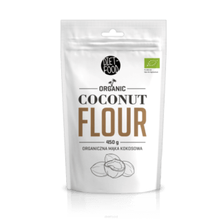 Diet Food Bio Mąka Kokosowa - 450g
