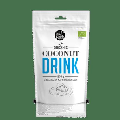 Diet Food Bio Napój Kokosowy W Proszku - 200g