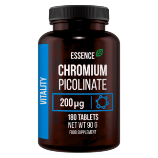 Essence Chromium Picolinate - 180 tabl.
