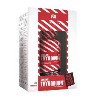 FA Nutrition Xtreme Thyroburn - 120 tabl.