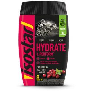 Isostar Hydrate & Perform Cranberry - 400g