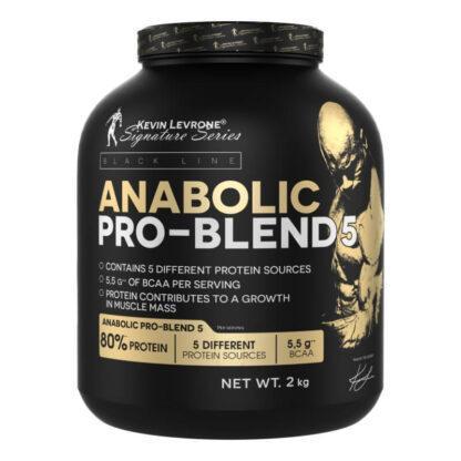 LEVRO BLACK Anabolic Pro-Blend 5 - 2000 g