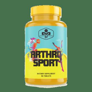 MUST Arthro Sport - 90 kaps.