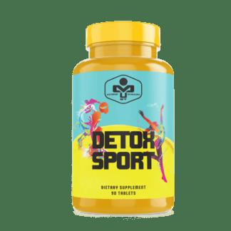 MUST Detox Sport - 90 tabl.