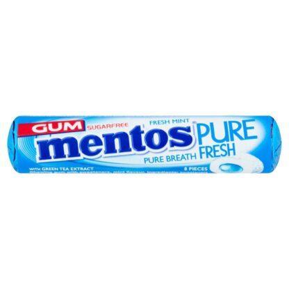 Mentos Pure Fresh - 15.5g