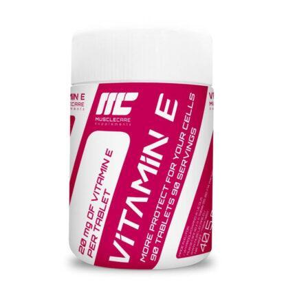 Muscle Care Witamina E - 90 tabl.