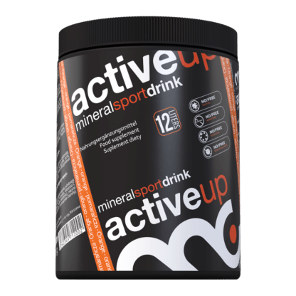 Muscle Clinic ActiveUp Mineral Sport Drink - 500g