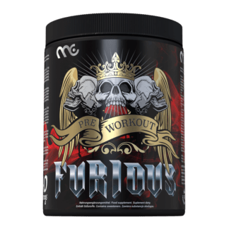 Muscle Clinic Furious - 450g