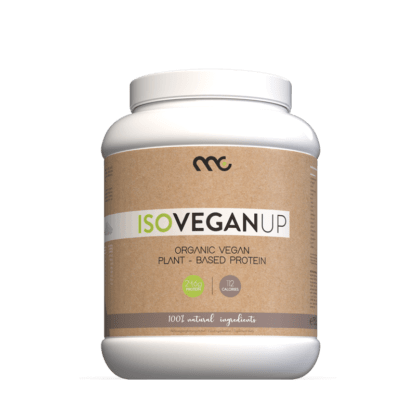 Muscle Clinic IsoVeganUP - 750g