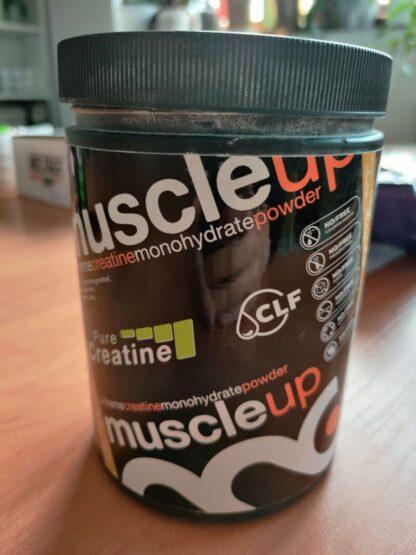 Muscle Clinic MuscleUp Kreatyna W Proszku - 500g (Uszkodzone) 1