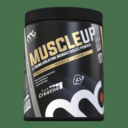 Muscle Clinic MuscleUp Kreatyna W Proszku Neutrualny - 500g