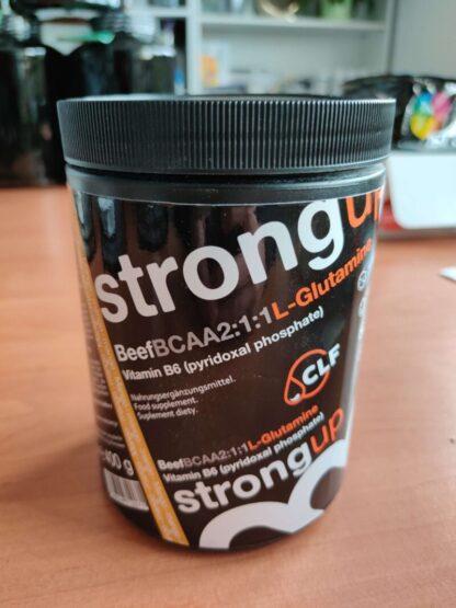 Muscle Clinic StrongUp - 400g (Uszkodzony 2) 2