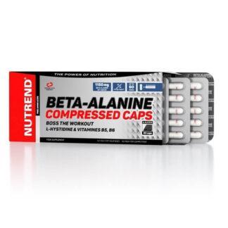 Nutrend Beta Alanine Compressed - 90 kaps.