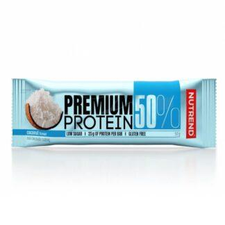 Nutrend Premium Protein Bar Kokos - 50g