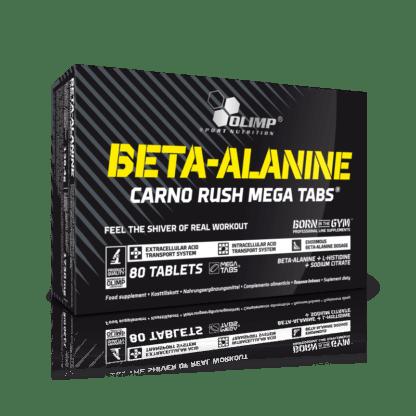 Olimp Beta-alanine Carno Rush Mega Tabs - 80 tabl.