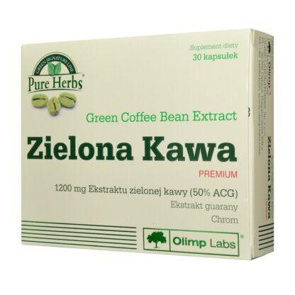 Olimp Zielona Kawa - 30 kaps.