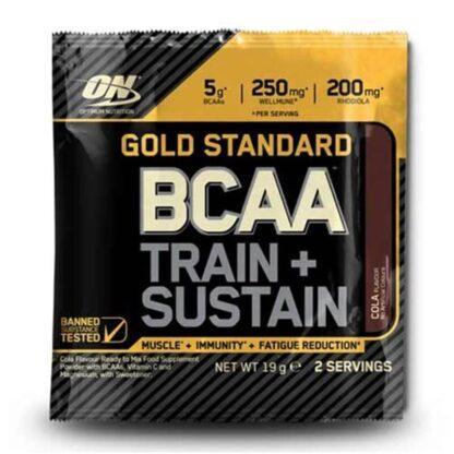 Optimum Nutrition Gold Standard BCAA Saszetka - 19g