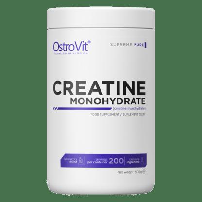 Ostrovit Creatine Monohydrate 500g Natural
