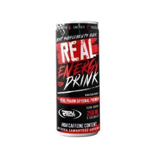 Real Pharm Real Energy Drink Zero Sugar - 250ml