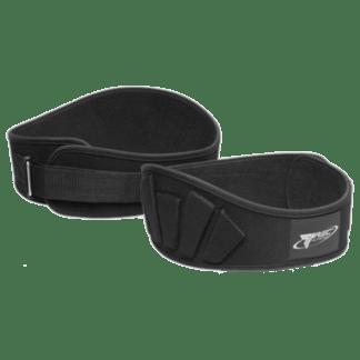 Trec Pas Treningowy Nylonowy Szeroki - Fabric Wide Czarny
