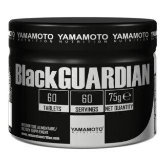 YAMAMOTO Black Guardian - 60 kaps.