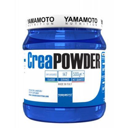 YAMAMOTO Crea Powder Creapure® Quality - 500g