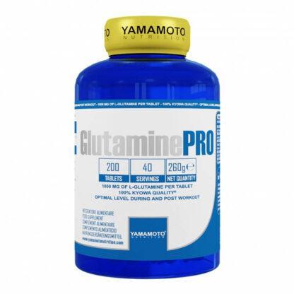 YAMAMOTO Glutamine PRO Kyowa - 200 tabl.