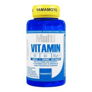 YAMAMOTO Multi VITAMIN - 60 tabl.