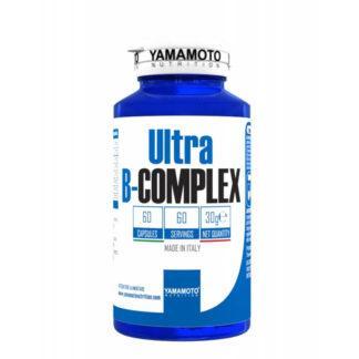 YAMAMOTO Ultra B-Complex - 60 kaps.
