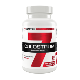 7Nutrition Colostrum (Bovine) 600mg - 90 kaps.
