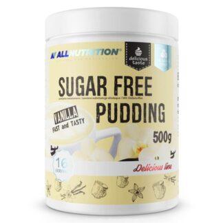 AllNutrition Sugar Free Pudding Vanilla – 500g