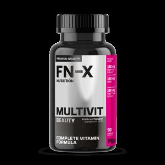 FN-X Multivit Beauty - 90 kaps.