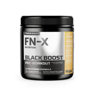 FN-X Nutrition Black Boost Pre-Workout