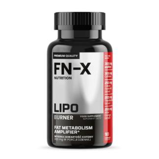 FN-X Nutrition Lipo Burner - 90 kaps.