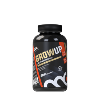 Muscle Clinic GrowUP L-glutamina - 210 kaps.