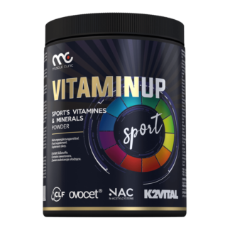 Muscle Clinic VitaminUp Sport - 300 g.