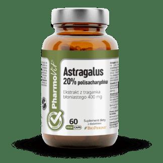PharmoVit Astragalus 20% polisacharydów - 60 kaps.