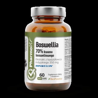 PharmoVit Boswellia 70% kwasu bosweliowego - 60 kaps.