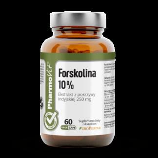PharmoVit Forskolina 10% - 60 kaps.