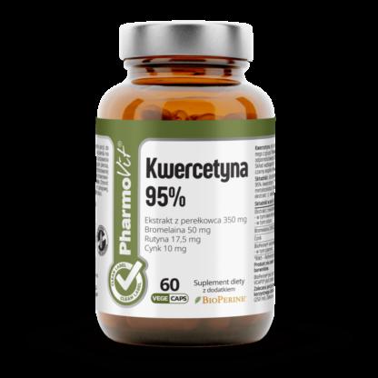 PharmoVit Kwercetyna 95% - 60 kaps.