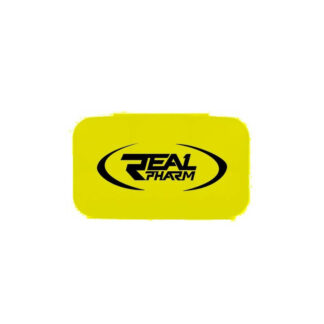 Real Pharm Pillbox Yellow