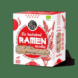 Diet Food - Bio RAMEN - Makaron Gryczany Soba - 280g