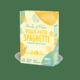 Diet Food Makaron Z Serca Palmy Spaghetti - 225 g