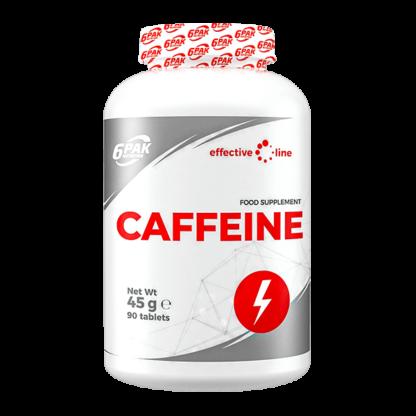 6Pak Caffeine - 90 tabl.