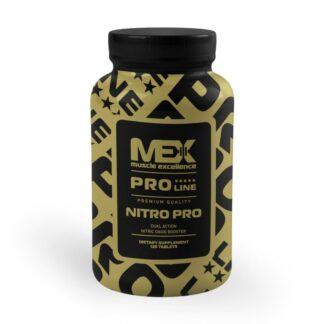 MEX Nitro Pro - 120 tabl.